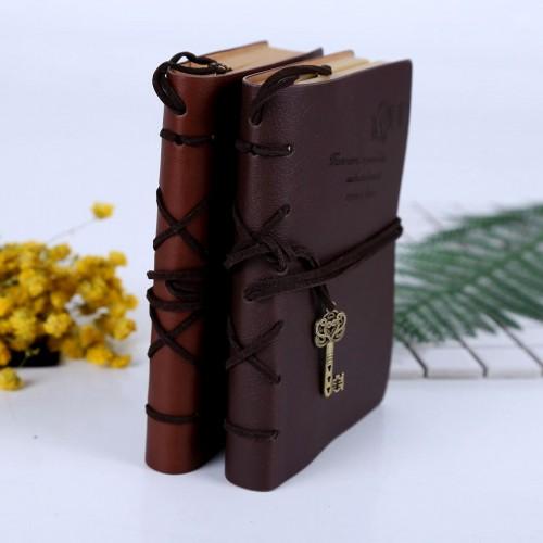 Винтажный блокнот с ключиком  в  Интернет-магазин Zelenaya Vorona™ 1