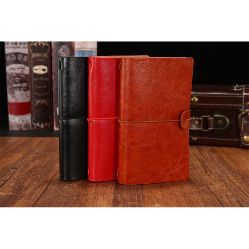 Блокнот для записей и заметок Senno. Красный  в  Интернет-магазин Zelenaya Vorona™ 2