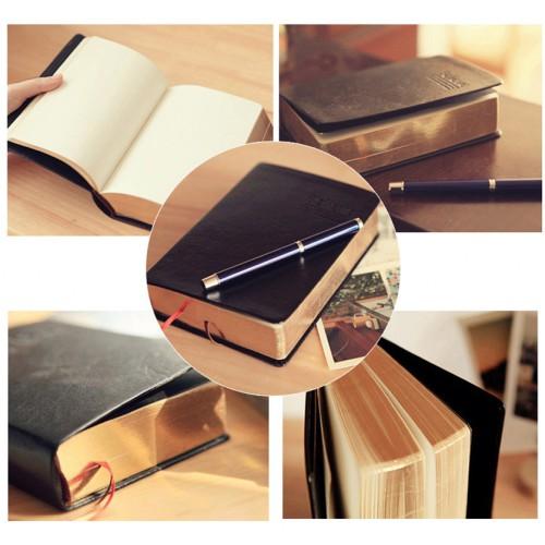 Винтажный блокнот Believe Gold  в  Интернет-магазин Zelenaya Vorona™ 2