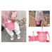 Детская бутылка для воды Джумони силиконовая. Пятачок  в  Интернет-магазин Zelenaya Vorona™ 3
