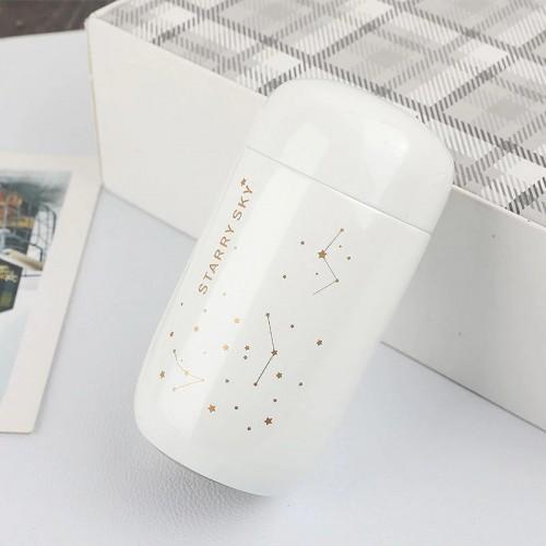 Мини-термос Звездное небо  в  Интернет-магазин Zelenaya Vorona™ 1