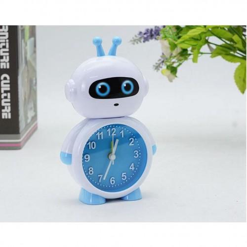 Детские настольные часы-будильник Робот Кибер  в  Интернет-магазин Zelenaya Vorona™ 1