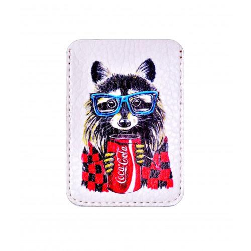 Покупка  Чехол для ID карты Кока-кола в  Интернет-магазин Zelenaya Vorona™