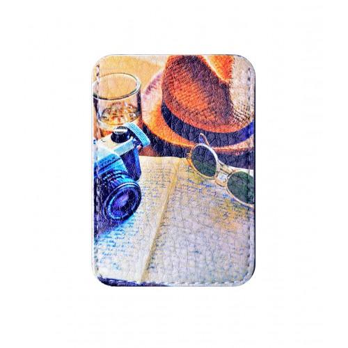 Покупка  Чехол для ID карты Вояж в  Интернет-магазин Zelenaya Vorona™