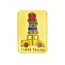 Чехол для ID карты Веселый багаж