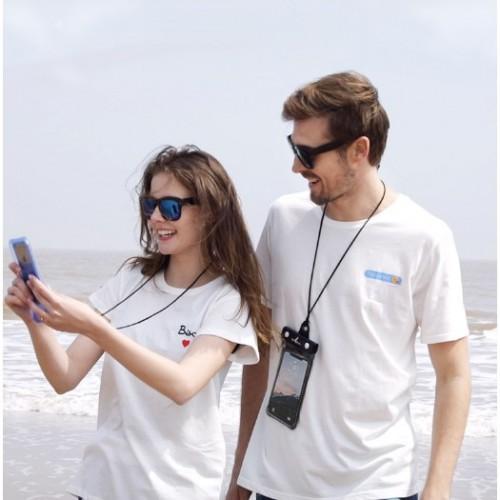 Водонепроницаемый чехол для телефона TravelSky. Прозрачный  в  Интернет-магазин Zelenaya Vorona™ 5