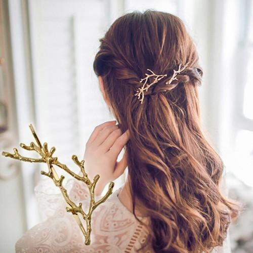 Заколка для волос Веточка  в  Интернет-магазин Zelenaya Vorona™ 1