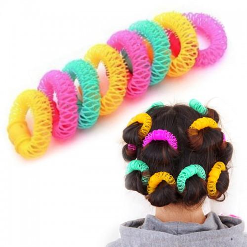 Покупка  Бигуди-пружинки Hair Roller в  Интернет-магазин Zelenaya Vorona™
