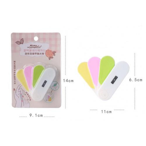 Пилочка для ногтей Lameila. Дорожный размер  в  Интернет-магазин Zelenaya Vorona™ 4