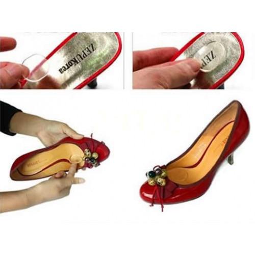 Силиконовые вкладыши для обуви от натирания и мозолей 6 шт/наб.  в  Интернет-магазин Zelenaya Vorona™ 1