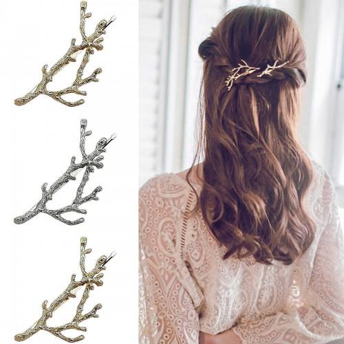 Покупка  Заколка для волос Веточка в  Интернет-магазин Zelenaya Vorona™