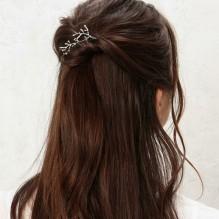 Заколка для волос Веточка