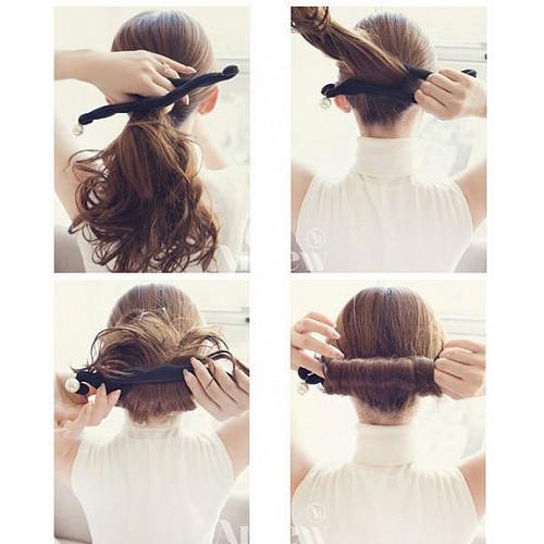 Заколка для волос твистер Fast Bun  в  Интернет-магазин Zelenaya Vorona™ 5