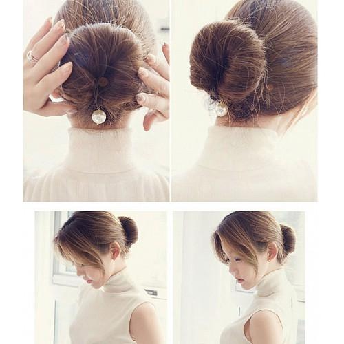Заколка для волос твистер Fast Bun  в  Интернет-магазин Zelenaya Vorona™ 4