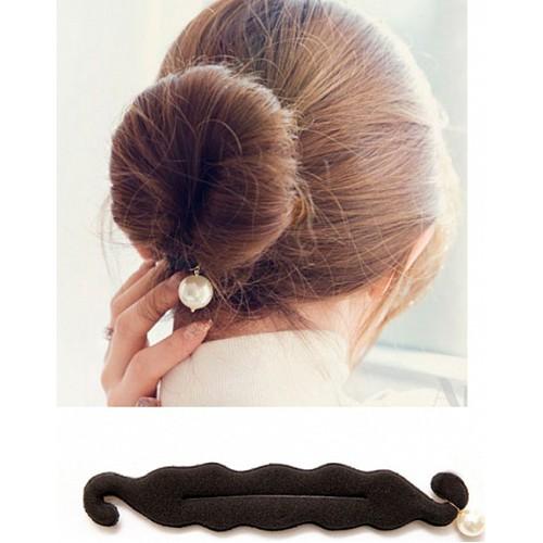 Покупка  Заколка для волос твистер Fast Bun в  Интернет-магазин Zelenaya Vorona™