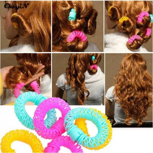 Бигуди-пружинки Hair Roller  в  Интернет-магазин Zelenaya Vorona™ 1