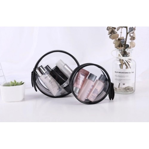 Набор косметичек прозрачных Phintory 3 в 1  в  Интернет-магазин Zelenaya Vorona™ 3