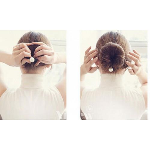 Заколка для волос твистер Fast Bun  в  Интернет-магазин Zelenaya Vorona™ 3