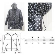 Складная куртка дождевик Sack-it Jacket S/M
