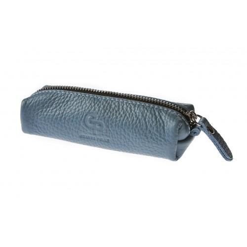Покупка  Футляр для ключей Grande Pelle. Туман в  Интернет-магазин Zelenaya Vorona™