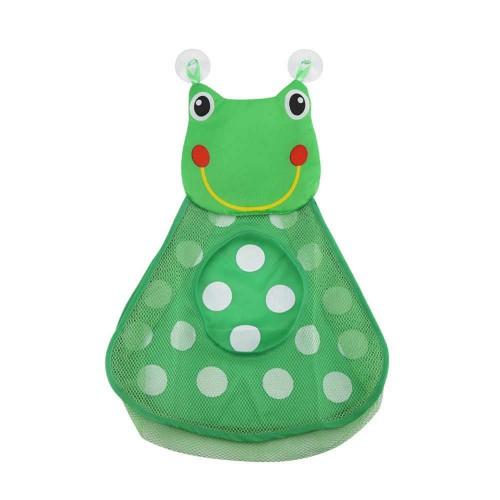 Покупка  Органайзер в ванную для игрушек на присосках Лягушонок в  Интернет-магазин Zelenaya Vorona™