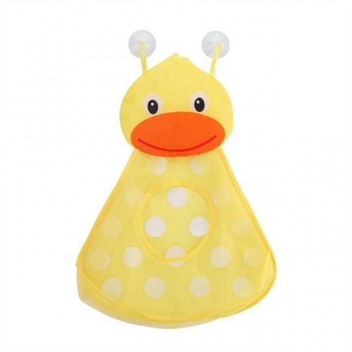 Покупка  Органайзер в ванную для игрушек на присосках Утенок в  Интернет-магазин Zelenaya Vorona™
