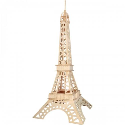 Покупка  3D Деревянный конструктор. Модель Эйфелева башня в  Интернет-магазин Zelenaya Vorona™