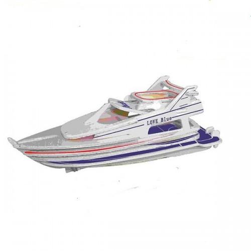 Покупка  3D Деревянный конструктор. Модель Яхта в  Интернет-магазин Zelenaya Vorona™