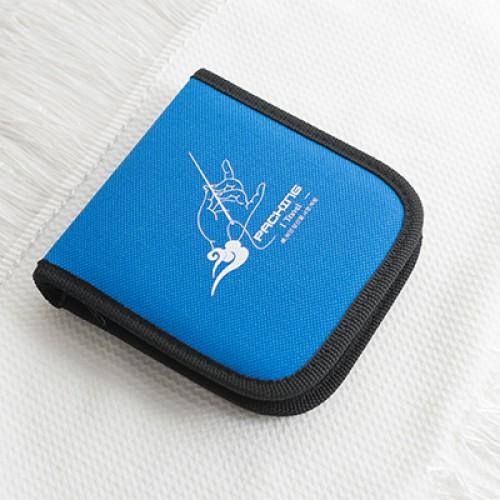 Дорожный набор для шитья Packing I Travel. Синий  в  Интернет-магазин Zelenaya Vorona™ 1