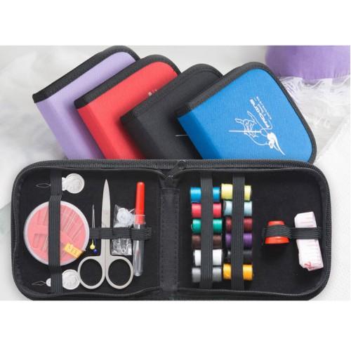 Дорожный набор для шитья Packing I Travel. Фиолетовый  в  Интернет-магазин Zelenaya Vorona™ 3
