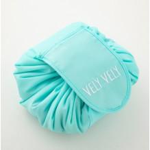 Косметичка мешок Vely Vely. Бирюзовый