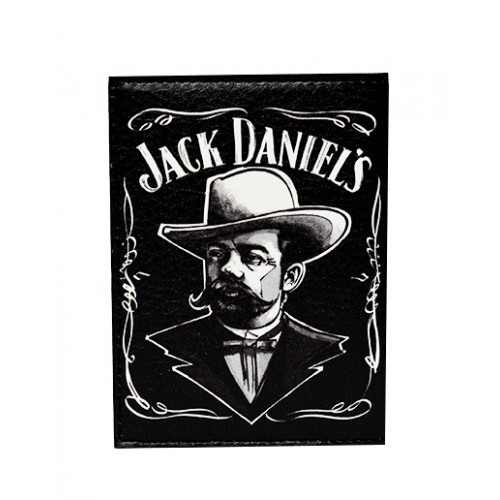 Покупка  Обложка для паспорта Jack Daniels в  Интернет-магазин Zelenaya Vorona™