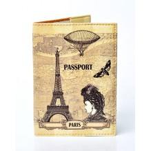 Обложка для паспорта Paris