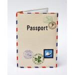 Обложка для паспорта TraveI