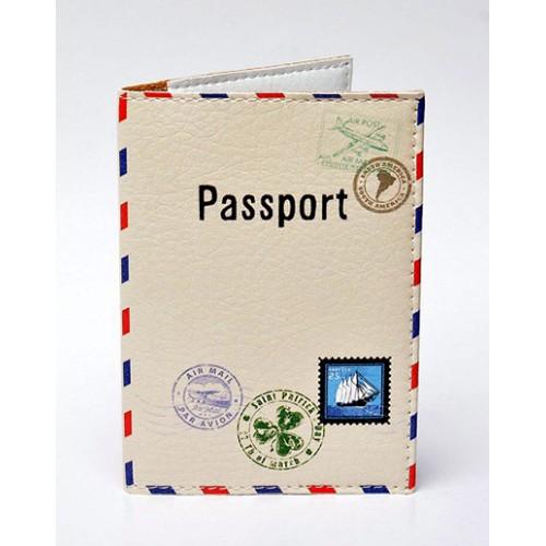 Покупка  Обложка для паспорта TraveI в  Интернет-магазин Zelenaya Vorona™