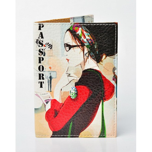 Покупка  Обложка для паспорта Passport в  Интернет-магазин Zelenaya Vorona™