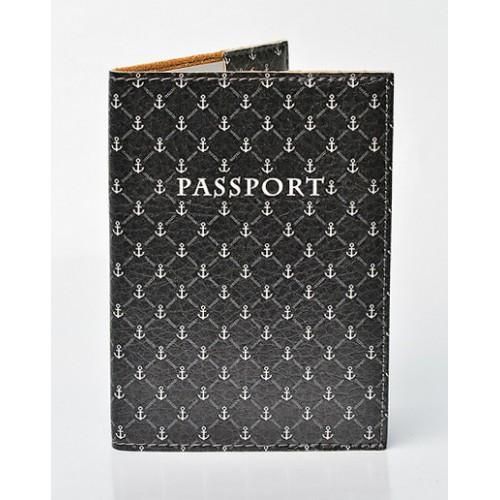 Покупка  Обложка для паспорта Якоря в  Интернет-магазин Zelenaya Vorona™