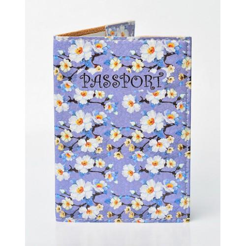 Покупка  Обложка на паспорт Цвет весны в  Интернет-магазин Zelenaya Vorona™