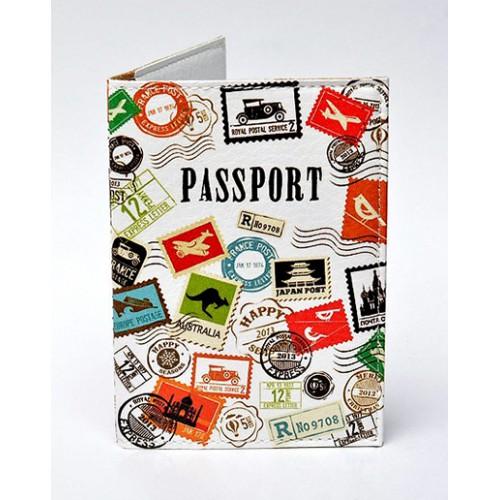 Покупка  Обложка для паспорта Travel марки в  Интернет-магазин Zelenaya Vorona™
