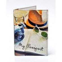 Обложка для паспорта Вояж
