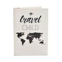 Обложка для паспорта Travel Child