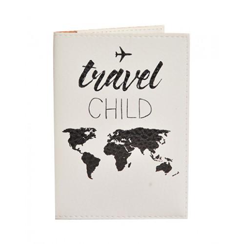 Покупка  Обложка для паспорта Travel Child в  Интернет-магазин Zelenaya Vorona™