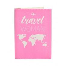 Обложка для паспорта Travel Women