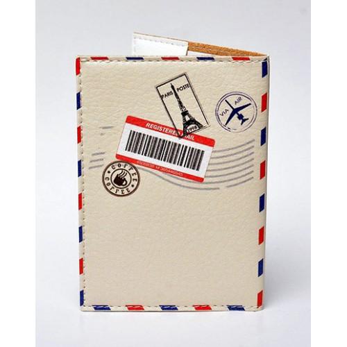 Обложка для паспорта TraveI  в  Интернет-магазин Zelenaya Vorona™ 1
