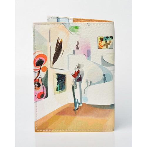 Обложка для паспорта Passport  в  Интернет-магазин Zelenaya Vorona™ 1