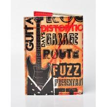 Обложка для паспорта Rock band