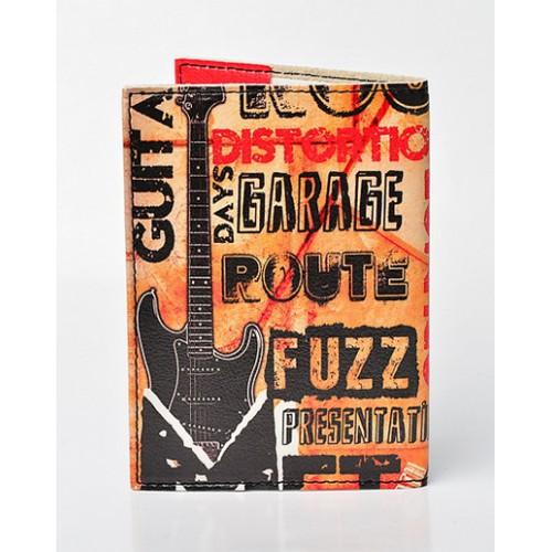 Обложка для паспорта Rock band  в  Интернет-магазин Zelenaya Vorona™ 1