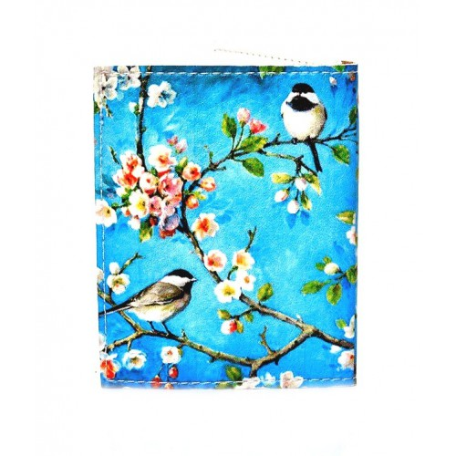 Обложка на ID паспорт Настроение-весна  в  Интернет-магазин Zelenaya Vorona™ 1
