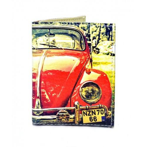Покупка  Обложка на ID паспорт Фольксваген Битл в  Интернет-магазин Zelenaya Vorona™