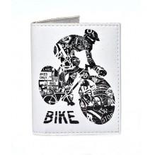Обложка на ID паспорт Bike
